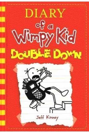 Diary Of A Wimpy Kid 11 - Double Down - Kinney,Jeff pdf epub