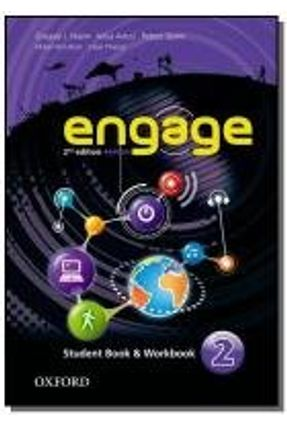 Engage 2 - Student´s Book Pack - 02 Ed