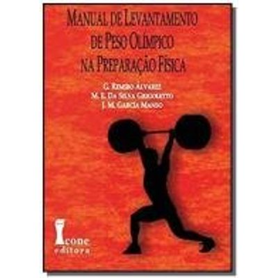MANUAL DE LEVANTAMENTO DE PESO OLIMPICO