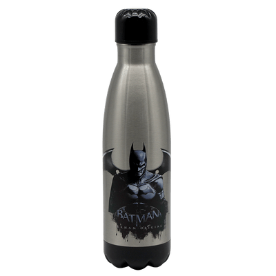 Cantil Zonacriativa Swell Metálico Batman Arkham Origins 500Ml