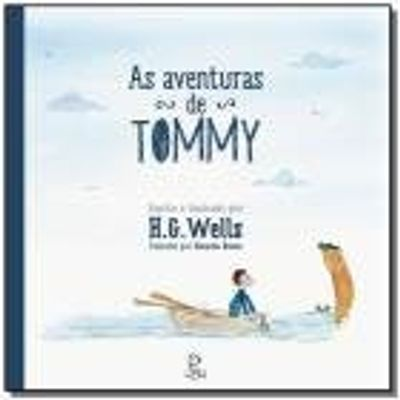 AVENTURAS DE TOMMY, AS - EDITORA PIU