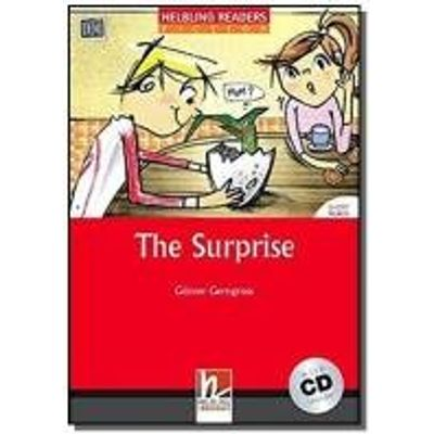 The Surprise - With Cd - Beginner
