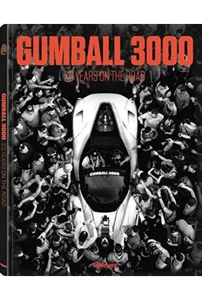 Gumball 3000 - 20 Years On The Road - Teneues   Hoshan.org