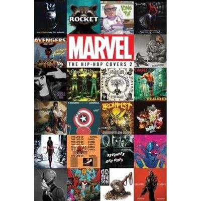 Marvel - The Hip-Hop Covers Vol. 2