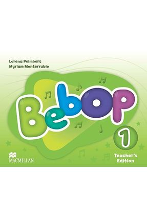 Bebop 1 - Teacher's Book With Website Code - Macmillan | Hoshan.org