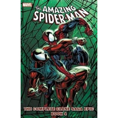 Spider-Man - The Complete Clone Saga Epic, Book 4