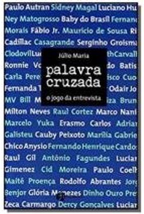 PALAVRA CRUZADA O JOGO DA ENTREVISTA