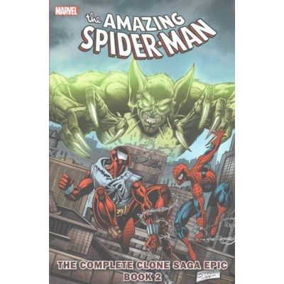Spider-Man - The Complete Clone Saga Epic, Book 2