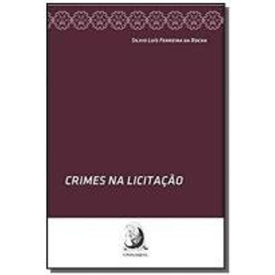 CRIMES NA LICITACAO                             01