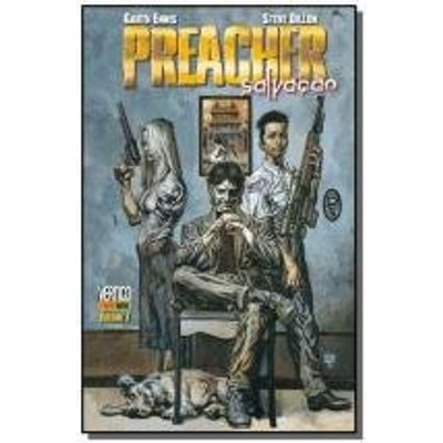 PREACHER: SALVACAO - VOL.7