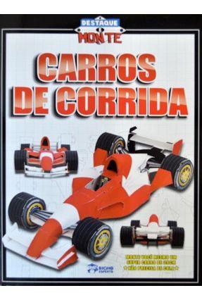 Carros de Corrida - Col. Destaque e Monte - Editora Bicho Esperto pdf epub