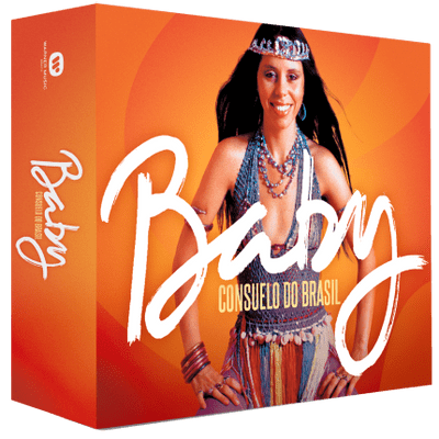 Baby Consuelo do Brasil - Box Com 5 CDs