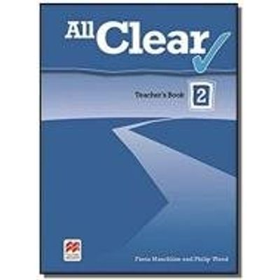 ALL CLEAR TEACHERS BOOK PACK-2
