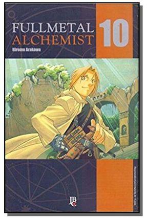 FULLMETAL ALCHEMIST 10 - JBC