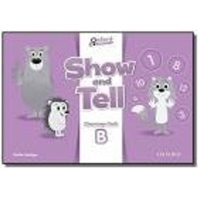 Show And Tell 3b - Numeracy Book