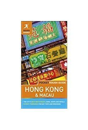 Pocket Rough Guide Hong Kong & Macau - Leffman,David   Hoshan.org