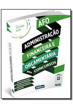 ADMINISTRACAO FINANCEIRA ORCAMENTARIA P.CONCURSOS