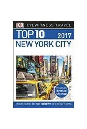 Dk Eyewitness Top 10 Travel Guide - New York City - Kindersley,Dorling | Hoshan.org