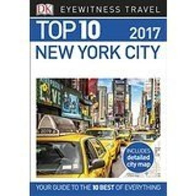 Dk Eyewitness Top 10 Travel Guide - New York City