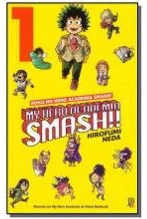 MY HERO ACADEMIA SMASH 1 - JBC