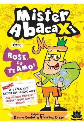 Mister Abacaxi - Godoi,Bruno pdf epub