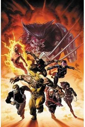 X-Men - Age Of Apocalypse - Termination - Remender,Rick   Hoshan.org