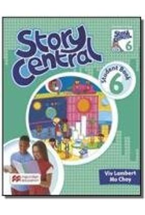 STORY CENTRAL STUDENTS BOOK PACK-6