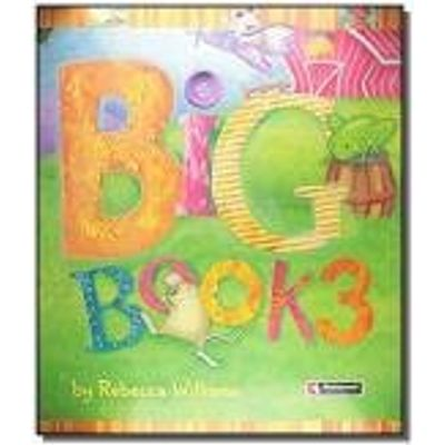 JELLY BEANS 3 - BIG BOOK