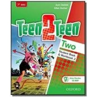 TEEN2TEEN TWO: STUDENT BOOK & WORKBOOK 2 PACK - 7o