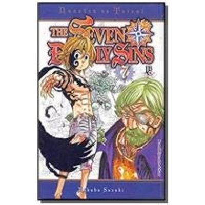 THE SEVEN DEADLY SINS NANATSU NO TAIZAI   VOL 7