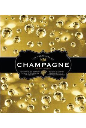 The Treasures Of Champagne - Bruce-Gardyne,Tom | Hoshan.org