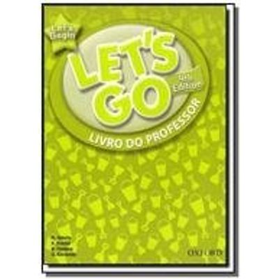 Lets Go - Lets Begin - Teachers Book - 04 Ed