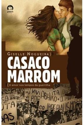 Casaco Marrom - Galera - Nogueira,Giselle | Hoshan.org