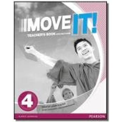 MOVE IT! 4 TB WITH MULTI-ROM - 1ST ED