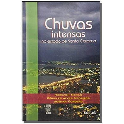 CHUVAS INTENSAS NO ESTADO DE SANTA CATARINA.