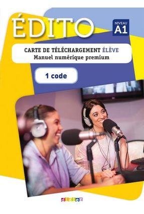 Edito A1 2016 - Calvez,Aurélien Braud,Céline pdf epub