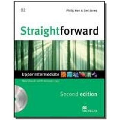 STRAIGHTFORWARD UPPER INTERMEDIATE WORKBOOK WITH D