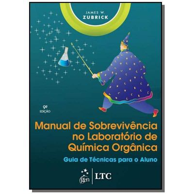 MANUAL DE SOBREVIVENCIA NO LABORATORIO DE QUIMICA