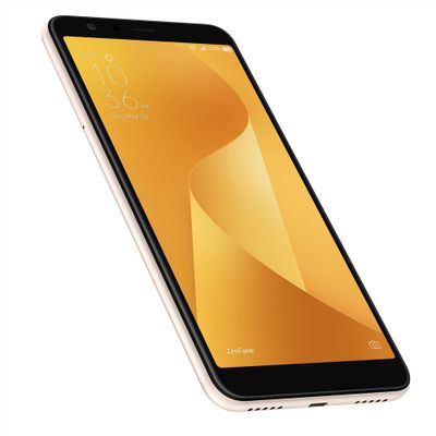 "Smartphone Asus Zenfone Max Plus 32GB 4G Tela 5,7"" Câmera 16MP+8MP Selfie 8MP Dual Chip Android 7.0 - Gold"