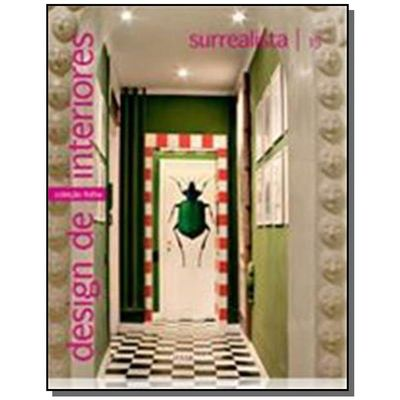 COLECAO FOLHA DESIGN DE INTERIORES - SURREALISTA -
