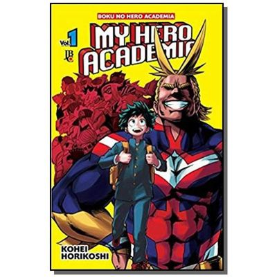 MY HERO ACADEMIA: BOKU NO HERO ACADEMIA - VOL.1