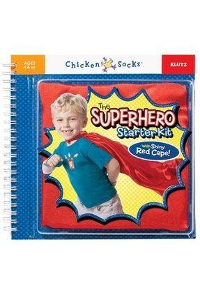 Superhero - Chicken Socks | Hoshan.org