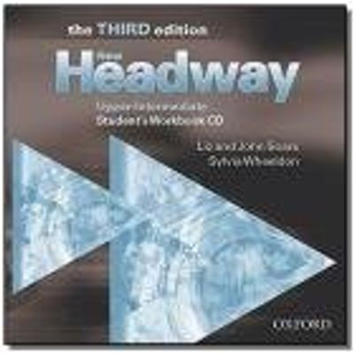 New Headway - Upper-intermediate - Workbook Audio Cd-rom- 03 Ed