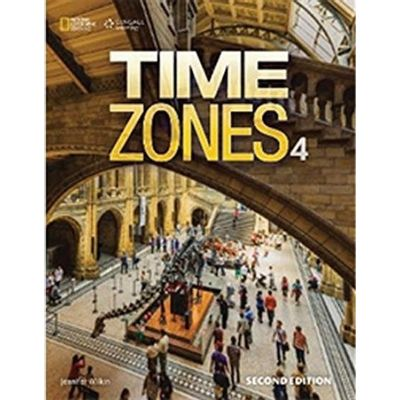 Time Zones 4 - Classroom Presentation CD-ROM - Second Edition