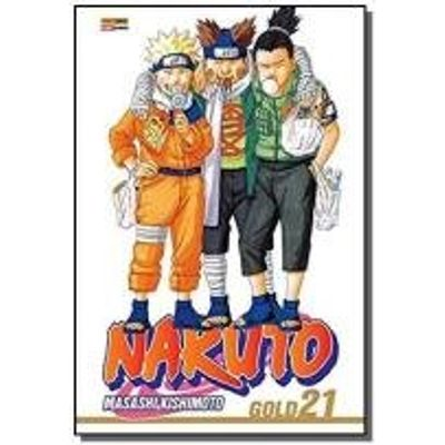 NARUTO GOLD - VOL.21
