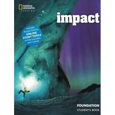 Impact Foundation Student´S Book With Online Workbook - British - 1St Ed