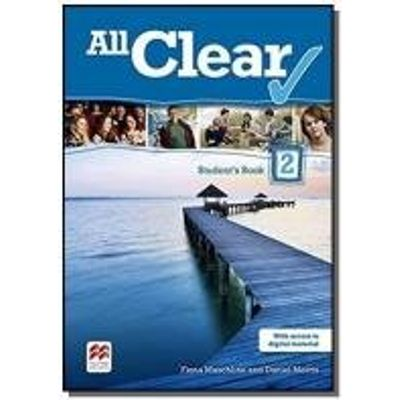 ALL CLEAR STUDENTS BOOK WITH WORKBOOK PACK-2