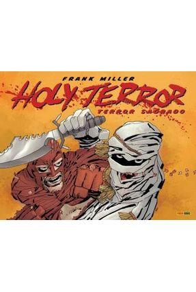 Holy Terror - Terror Sagrado - Miller,Frank | Hoshan.org