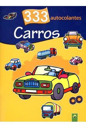 Carros - Col. 333 Autocolantes - Pinto,Joana   Tagrny.org