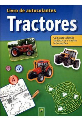 Tractores - Livro de Autocolantes - Cruz,Dora Saenger da pdf epub